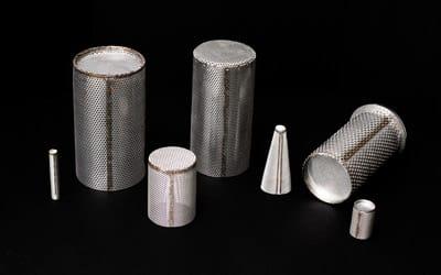 resistance welded parts