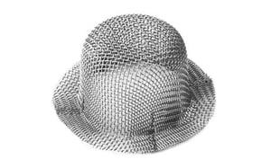 formed mesh part