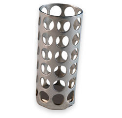 perforated steel filter