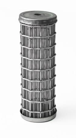 cylinder strainer