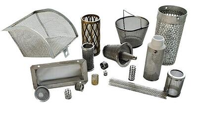 filters and strainers